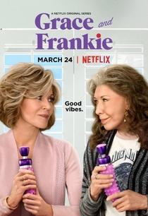 Grace and Frankie (3ª Temporada) - Poster / Capa / Cartaz - Oficial 1