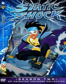 Super Choque (2ª Temporada) - Poster / Capa / Cartaz - Oficial 1