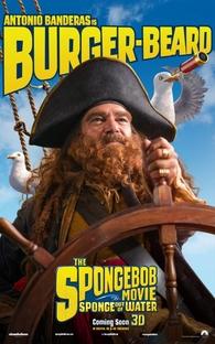 Bob Esponja: Um Herói Fora D'Água - Poster / Capa / Cartaz - Oficial 18