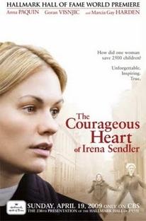 O Coração Corajoso de Irena Sendler - Poster / Capa / Cartaz - Oficial 1