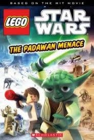 Lego Star Wars A Ameaça Padawan - Poster / Capa / Cartaz - Oficial 1