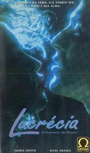Lucrécia - O Domínio do Prazer - Poster / Capa / Cartaz - Oficial 1
