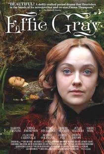 Effie Gray: Uma Paixão Reprimida - Poster / Capa / Cartaz - Oficial 1