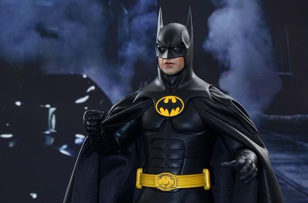"""Batman ganha action figure da Hot Toys baseada em """"Batman Returns"""""""
