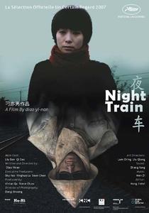 Night Train - Poster / Capa / Cartaz - Oficial 2