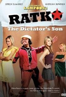 Ratko - O Filho do Ditador  - Poster / Capa / Cartaz - Oficial 1
