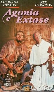 Agonia e Êxtase - Poster / Capa / Cartaz - Oficial 3