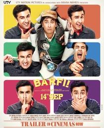 Barfi! - Poster / Capa / Cartaz - Oficial 4