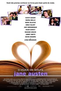 O Clube de Leitura de Jane Austen - Poster / Capa / Cartaz - Oficial 1