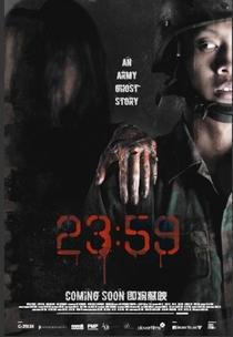 23:59 - Poster / Capa / Cartaz - Oficial 1