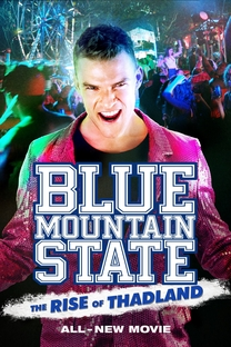 Blue Mountain State: The Rise of Thadland - Poster / Capa / Cartaz - Oficial 1