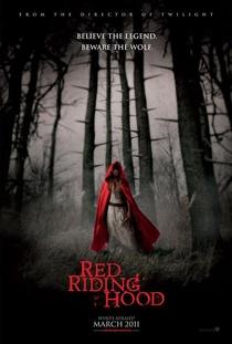 A Garota da Capa Vermelha - Poster / Capa / Cartaz - Oficial 6