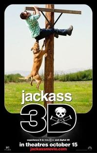 Jackass 3 - Poster / Capa / Cartaz - Oficial 3