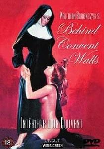 Atrás dos Muros do Convento  - Poster / Capa / Cartaz - Oficial 1