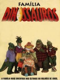 Família Dinossauros (2ª Temporada) - Poster / Capa / Cartaz - Oficial 1