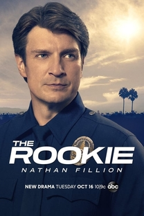 The Rookie (1ª Temporada) - Poster / Capa / Cartaz - Oficial 1