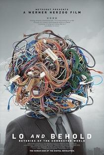 Eis os Delírios do Mundo Conectado - Poster / Capa / Cartaz - Oficial 1