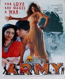 Army - Poster / Capa / Cartaz - Oficial 1