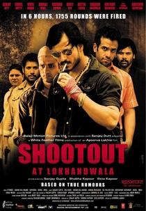 Shootout at Lokhandwala - Poster / Capa / Cartaz - Oficial 1