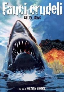 Tubarão Cruel  - Poster / Capa / Cartaz - Oficial 5