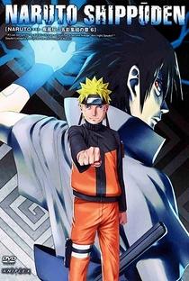 Naruto Shippuden (10ª Temporada) - Poster / Capa / Cartaz - Oficial 1