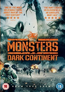 Monsters: Dark Continent - Poster / Capa / Cartaz - Oficial 4