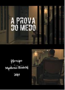 A Prova do Medo - Poster / Capa / Cartaz - Oficial 1