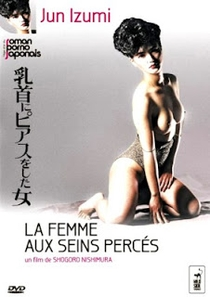 Woman with Pierced Nipples - Poster / Capa / Cartaz - Oficial 1