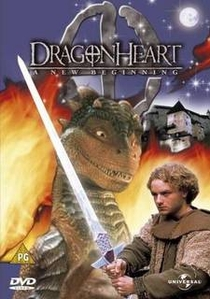 Coração de Dragão – Um Novo Começo - Poster / Capa / Cartaz - Oficial 1