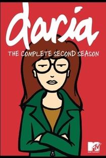 Daria (2ª Temporada) - Poster / Capa / Cartaz - Oficial 1