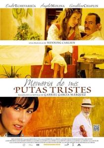 Memória de Minhas Putas Tristes - Poster / Capa / Cartaz - Oficial 2