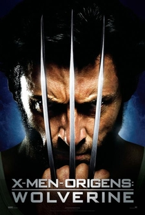 X-Men Origens: Wolverine - Poster / Capa / Cartaz - Oficial 1