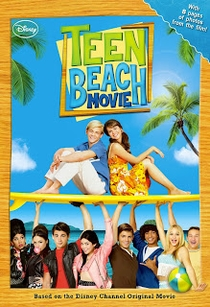 Teen Beach Movie - Poster / Capa / Cartaz - Oficial 1