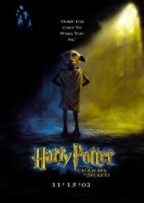 Harry Potter e a Câmara Secreta - Poster / Capa / Cartaz - Oficial 3