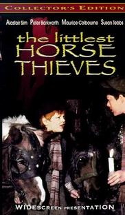 O Pequeno Ladrão de Cavalos - Poster / Capa / Cartaz - Oficial 3