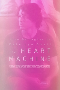 The Heart Machine - Poster / Capa / Cartaz - Oficial 1