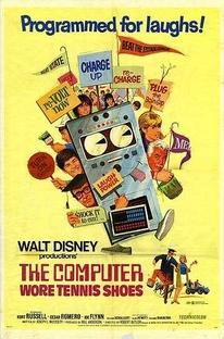 O Computador de Tênis - Poster / Capa / Cartaz - Oficial 3
