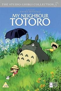Meu Amigo Totoro - Poster / Capa / Cartaz - Oficial 62