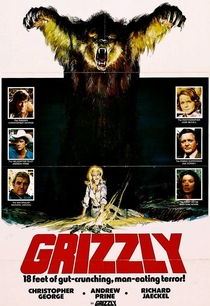 Grizzly A Fera Assassina - Poster / Capa / Cartaz - Oficial 2