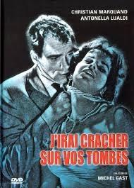 Cuspirei no Teu Túmulo - Poster / Capa / Cartaz - Oficial 1