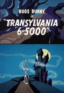Transylvania 6-5000 - Poster / Capa / Cartaz - Oficial 1