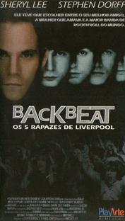 Backbeat - Os 5 Rapazes de Liverpool - Poster / Capa / Cartaz - Oficial 4