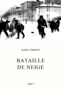 Batalha de bolas de neve - Poster / Capa / Cartaz - Oficial 1