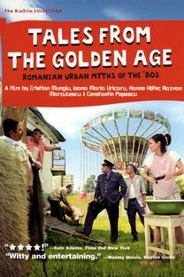 Contos da Era Dourada - Poster / Capa / Cartaz - Oficial 3