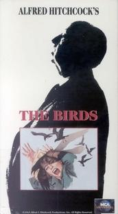 Os Pássaros - Poster / Capa / Cartaz - Oficial 9