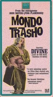 Mondo Trasho - Poster / Capa / Cartaz - Oficial 1