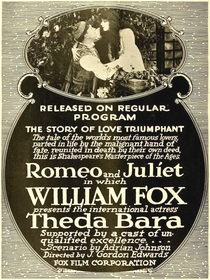 Romeu e Julieta - Poster / Capa / Cartaz - Oficial 1