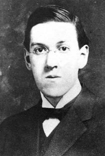 H.P. Lovecraft - Poster / Capa / Cartaz - Oficial 2