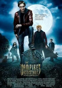 Circo dos Horrores - Aprendiz de Vampiro - Poster / Capa / Cartaz - Oficial 4
