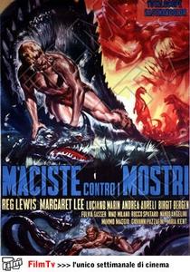 O Filho de Hércules Contra os Monstros de Fogo - Poster / Capa / Cartaz - Oficial 2